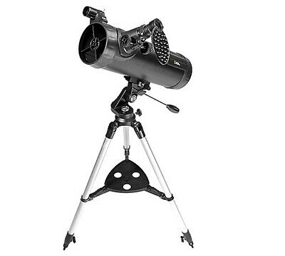 National Geographic  Nt114Cf 114Mm Carbon Fiber Reflector Telescope  Fast Ship!