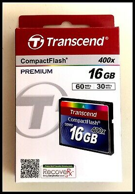 8GB Compact Flash Card Industrial 8 GB CF Karte , , TRANSCEND gebraucht