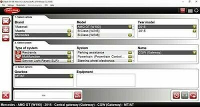 Latest Version! Aut0Com Delph* 2016.0.2 Cars & Trucks Diagnostic Software