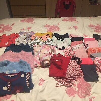 Bundle Girls Clothes  -  Age 3-4 Years(43 Items)