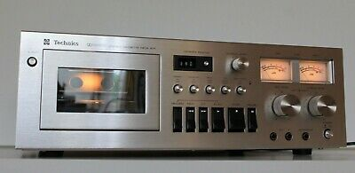 Technics RS 671 stereo deck cassette