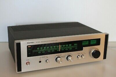 Rotel RT 1220 AM/FM Stereo Tuner (1973)