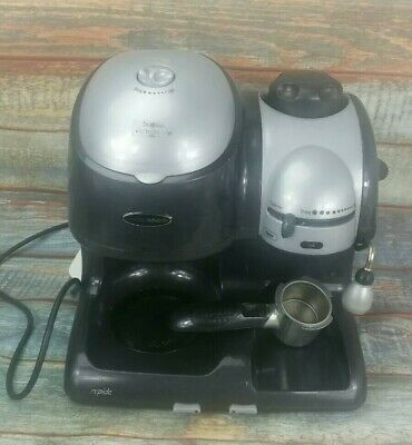 Morphy Richards Coffee Maker Barrista Machine Milk Frother