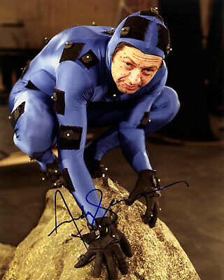Andy Serkis Hand signed 8x10 photo w/COA