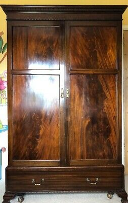 Men's Antique Wardrobe