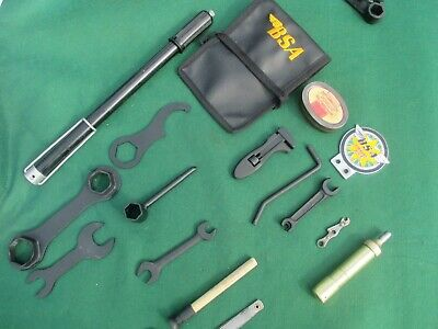 Bsa  Models A7 & A10 Classic Motorcycle Toolkit Complete  ~ 100% Accurate