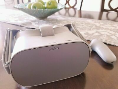 OCULUS GO VR HEADSET & CONTROLLER Standalone Virtual Reality Glasses 2019 Model