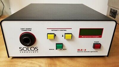 SOLOS ENDOSCOPY ELS-2 Xenon Light Source