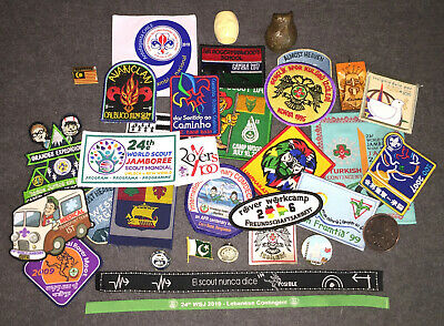 A9323 24th WORLD SCOUT JAMBOREE 2019 - WORLD SCOUT COLLECTION