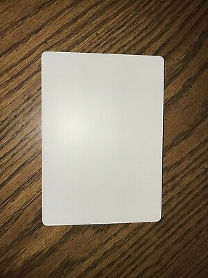 Original Apple Magic Trackpad 2 A1535 White Rechargeable Used NO CABLE