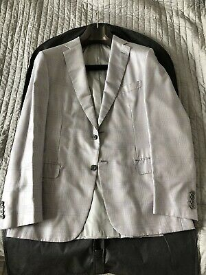 New Brioni 2018 Silk 2 Button Sport Coat 50/40 R $8200