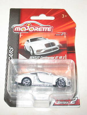 Majorette Bentley Continental Gt V8  Premium Cars Series 2