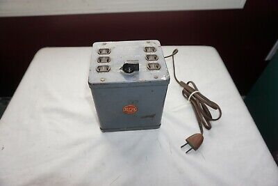 Vintage RCA TV ISOTAP Isolation Transformer WP-25A
