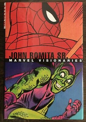 Marvel Visionaries: John Buscema, Stan Lee, John Romita Sr. (Signed), Roy Thomas
