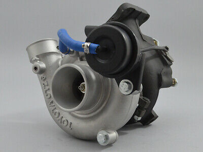 Turbo Charger CT26 Toyota Landcruiser 1HD-FT 24V 2002> Exchange