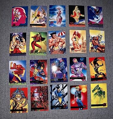 Fleer Ultra X-men Cards X 20 1995