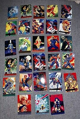 Fleer Ultra X-men Cards X 28 1995