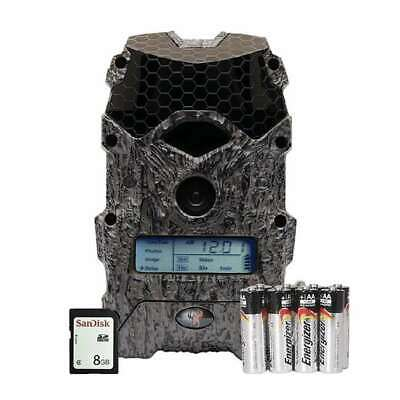 Wildgame Innovations Mirage 16 Lightsout 16MP Game Camera Kit