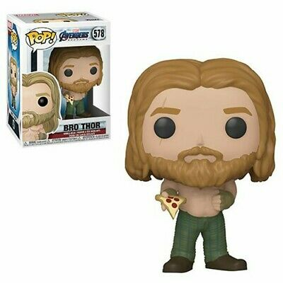 Funko pop Avengers Endgame Wave 2 Thor With Pizza Pre Order