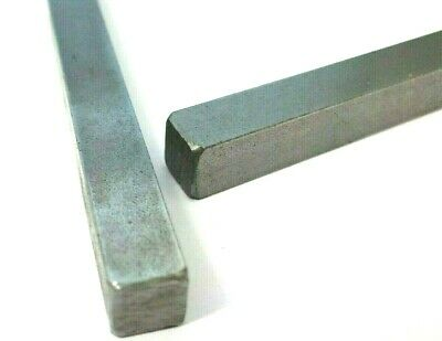 Key steel. Square bar. 8mm x 8mm. Rod. Length; 100mm. *Top Quality!