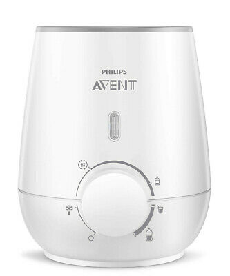 Avent 240V Electric Bottle and Baby Food Warmer - White