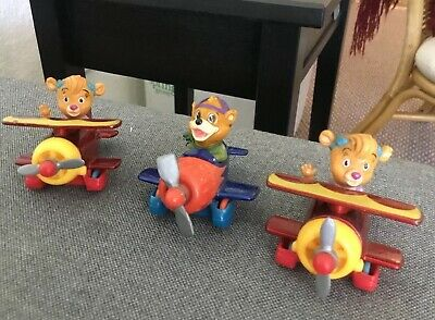 Disney Tail Spin toys! McDonalds 1990, Small Die-cast Airplanes.