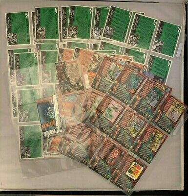 Mars Attacks Archives Deluxe Trading Cards Lot