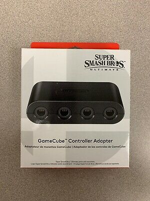 GameCube Controller Adapter - Nintendo Switch - Super Smash Bros. Ultimate
