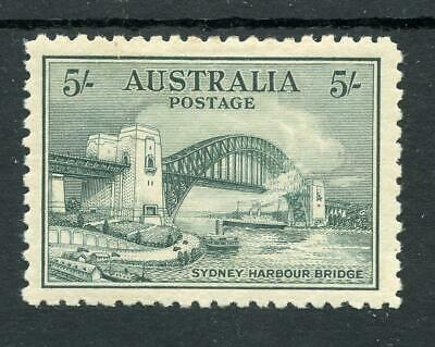 Australia 1932 Sydney Harbour Bridge 5/- SG143 MM