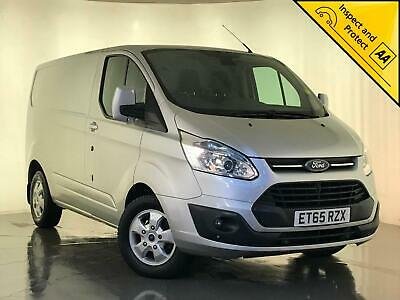 2016 Ford Transit Custom 290 Limited Panel Van 1 Owner Service History