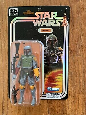 SDCC 2019 Hasbro Star Wars Black Series Boba Fett Figure Exclusive *In Hand*