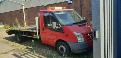 Ford transit 2007 Recovery truck