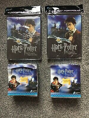 harry potter trading cards