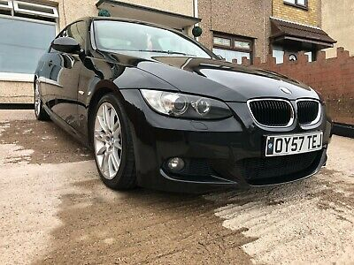Bmw 320 D M Sport Coupe -Full Leather
