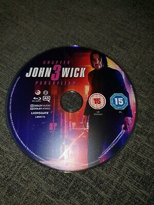 John Wick: Chapter 3 Parabellum - BLU-RAY Disc Only