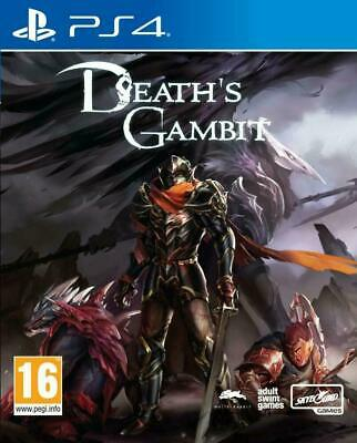 Death's Gambit (PS4 PLAYSTATION 4 VIDEO GAME) *NEW/SEALED* FREE P&P