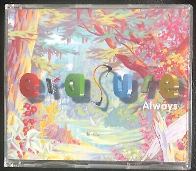 Erasure,Always,CD single  Japon,Promo only
