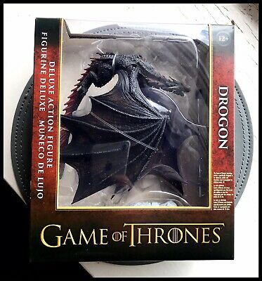 Ltd Edition Official Game of Thrones Drogon 33cm Deluxe Figure by McFarlane Toys