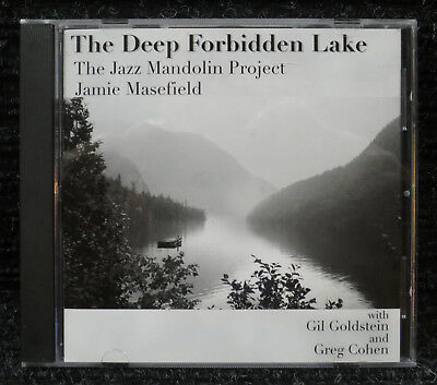 JAZZ MANDOLIN PROJECT / Deep Forbidden Lake / Neil Young, Tom Waits covers