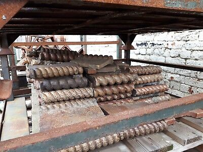 1 reclaimed victorian rope top edging choice of various types salt glazed others