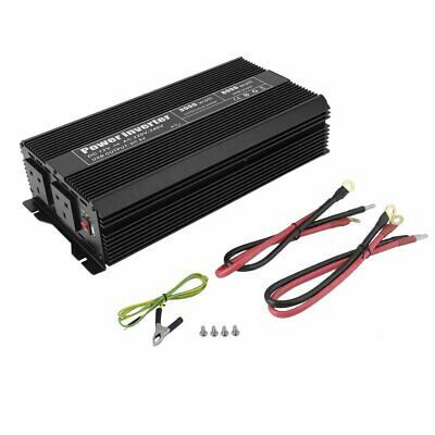3000W Inverter sinusoidale modificato da DC12V a AC240V convertitore di nM
