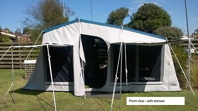 Used XTrail Camper Trailer VIC Offroad