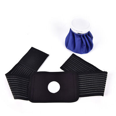Sport Injury ice bag fixed belt Pack Muscle Ache Pain Relieve EO