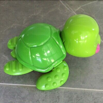 Fisher Price Amazing Animals Part of Tubtime Friends Turtle Only