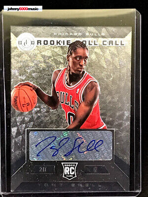 Tony Snell 2013-14 Totally Certified ROOKIE Roll Call Silver #38 AUTO RC
