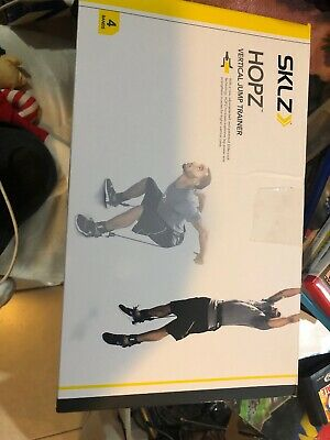 SKLZ Hopz Vertical Jump Trainer Resistance Bands Increased Training