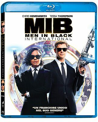 Blu Ray Men in Black: International - (2019) .....NUOVO