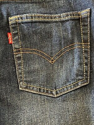 Levis 511 Skinny Jeans Age 14 Years