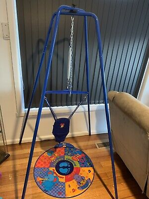 Jolly Jumper with stand and musical mat - Assembled And Never Used