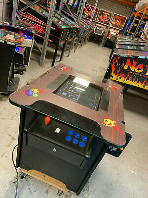Arcade Cocktail Machine With 412 Games  Pinball King